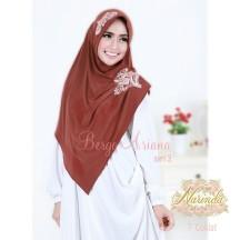 ariana-7-coklat